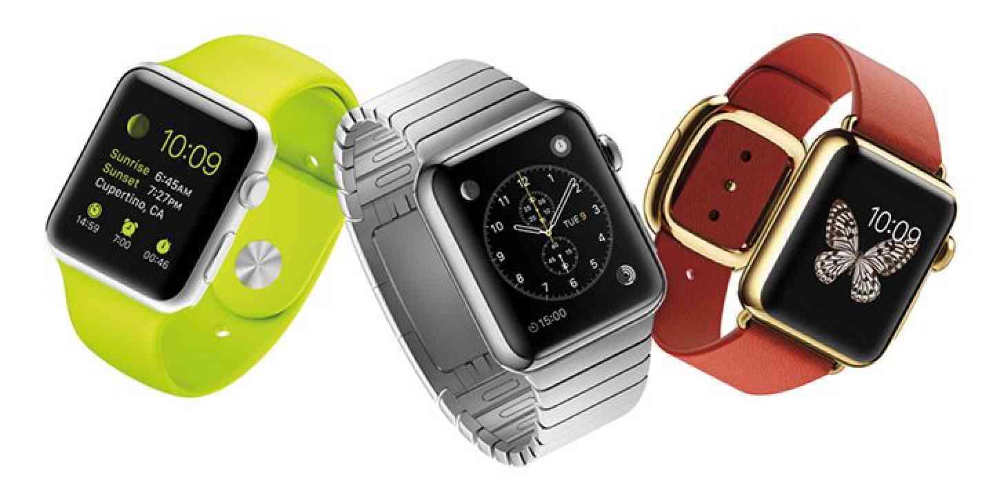 Apple Watch group