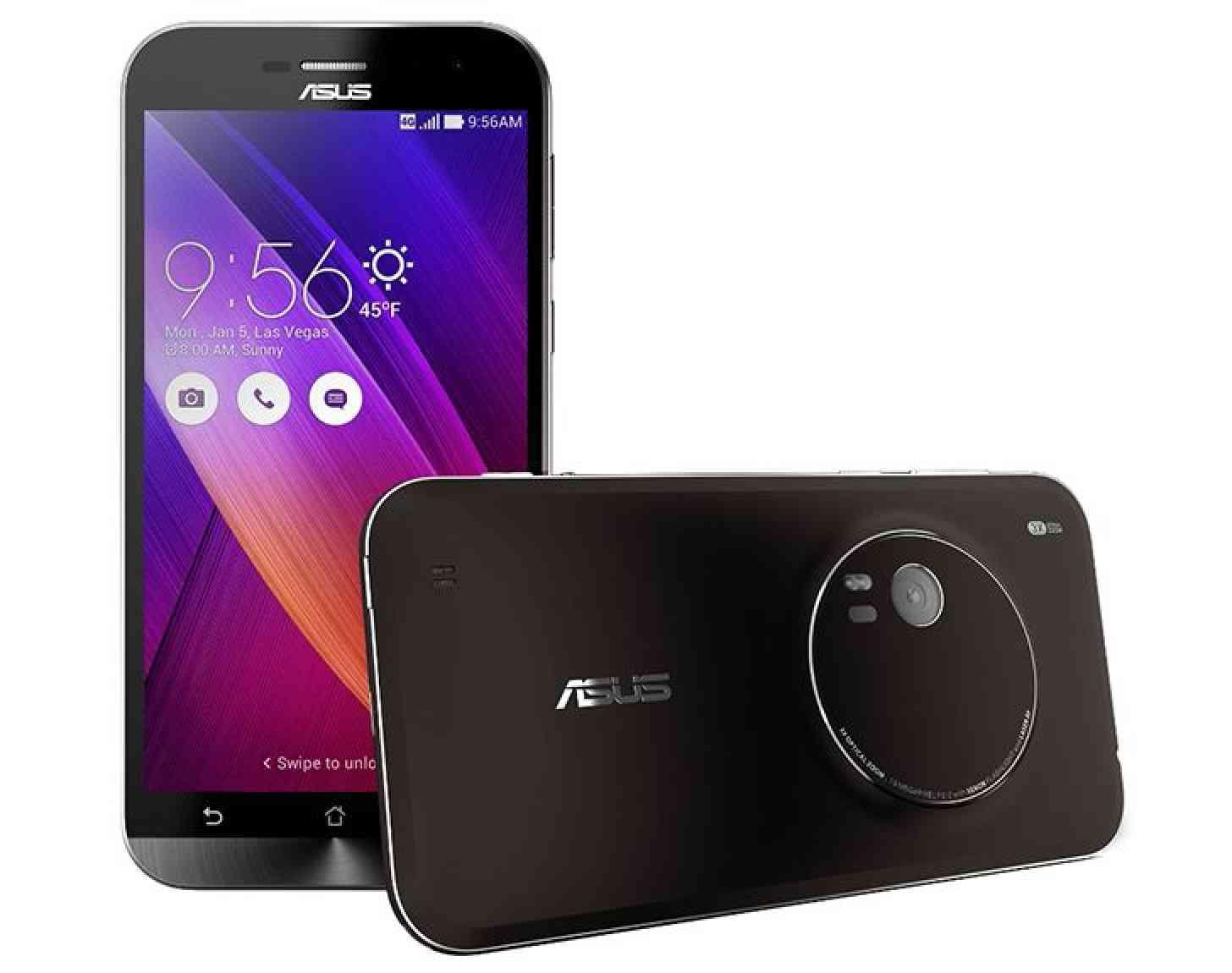 ASUS ZenFone Zoom official