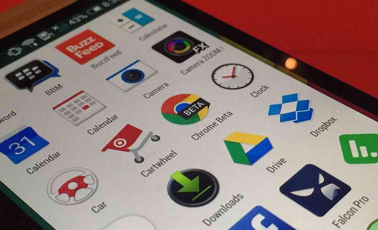 Google Chrome Beta app icon