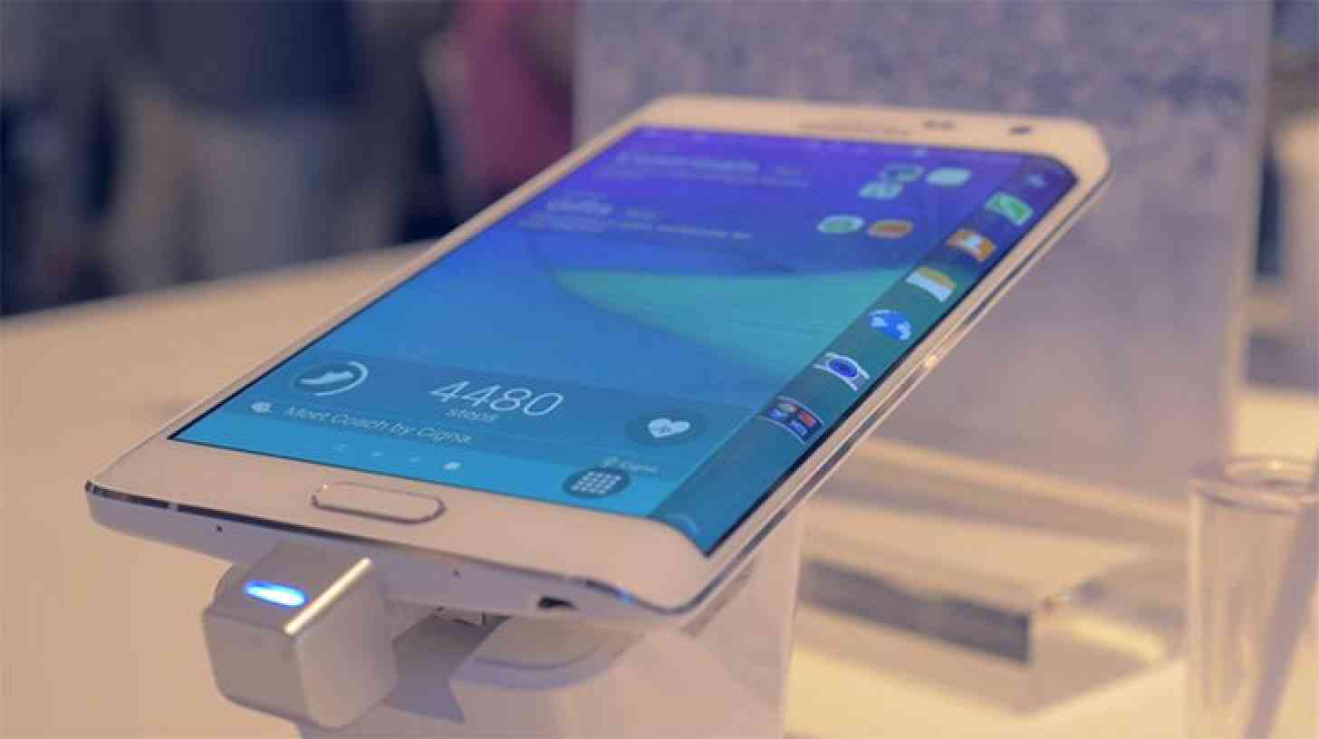Samsung Galaxy Note Edge white