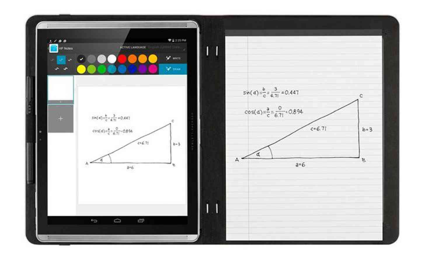 HP Pro Slate 12 Android tablet