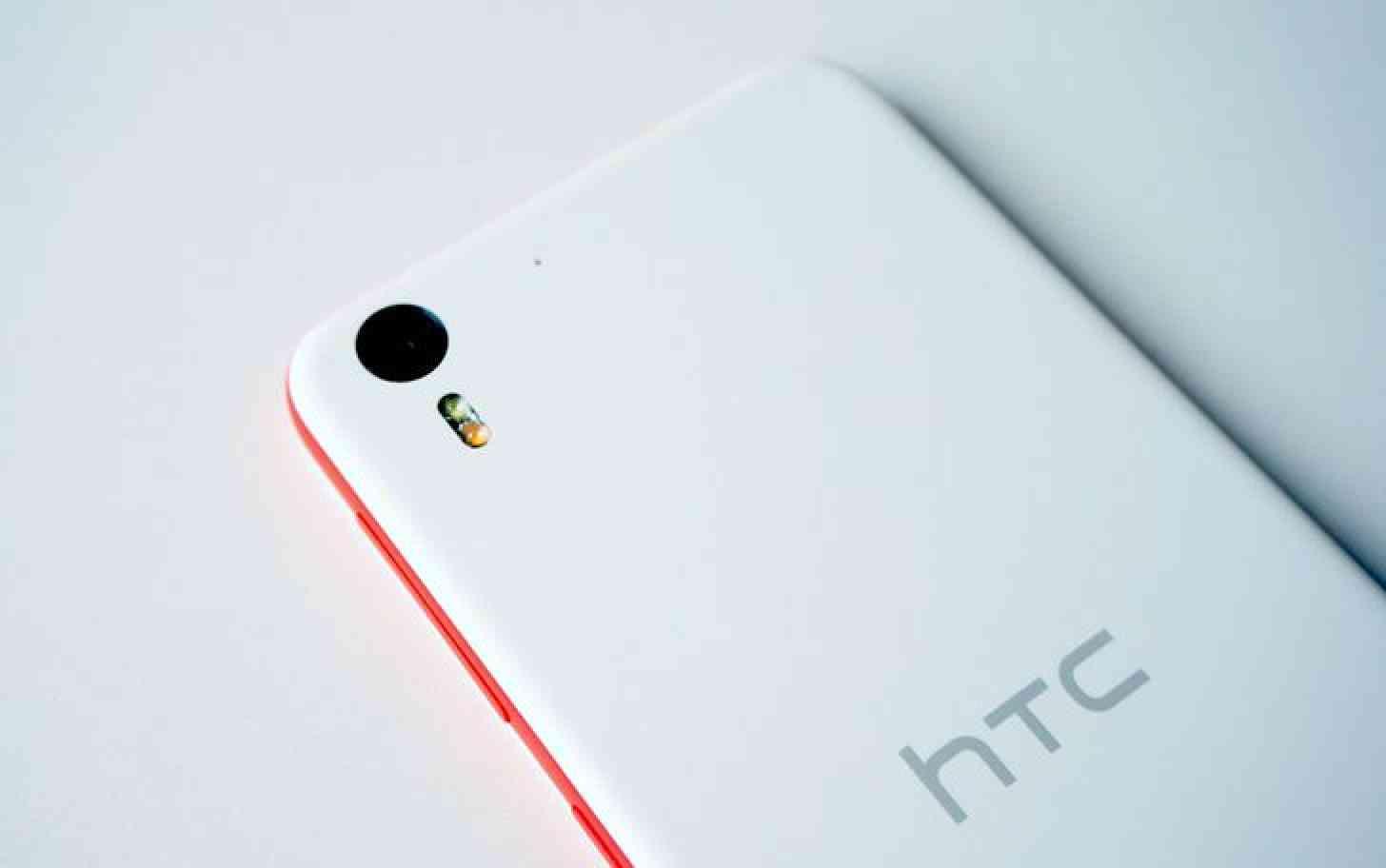 HTC Desire Eye rear