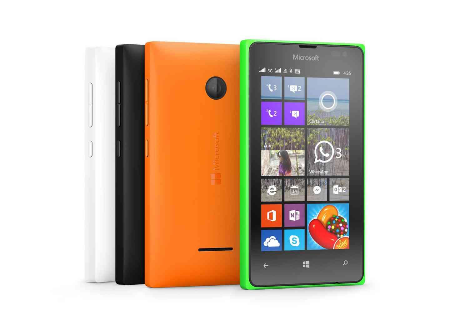 Microsoft Lumia 435 official