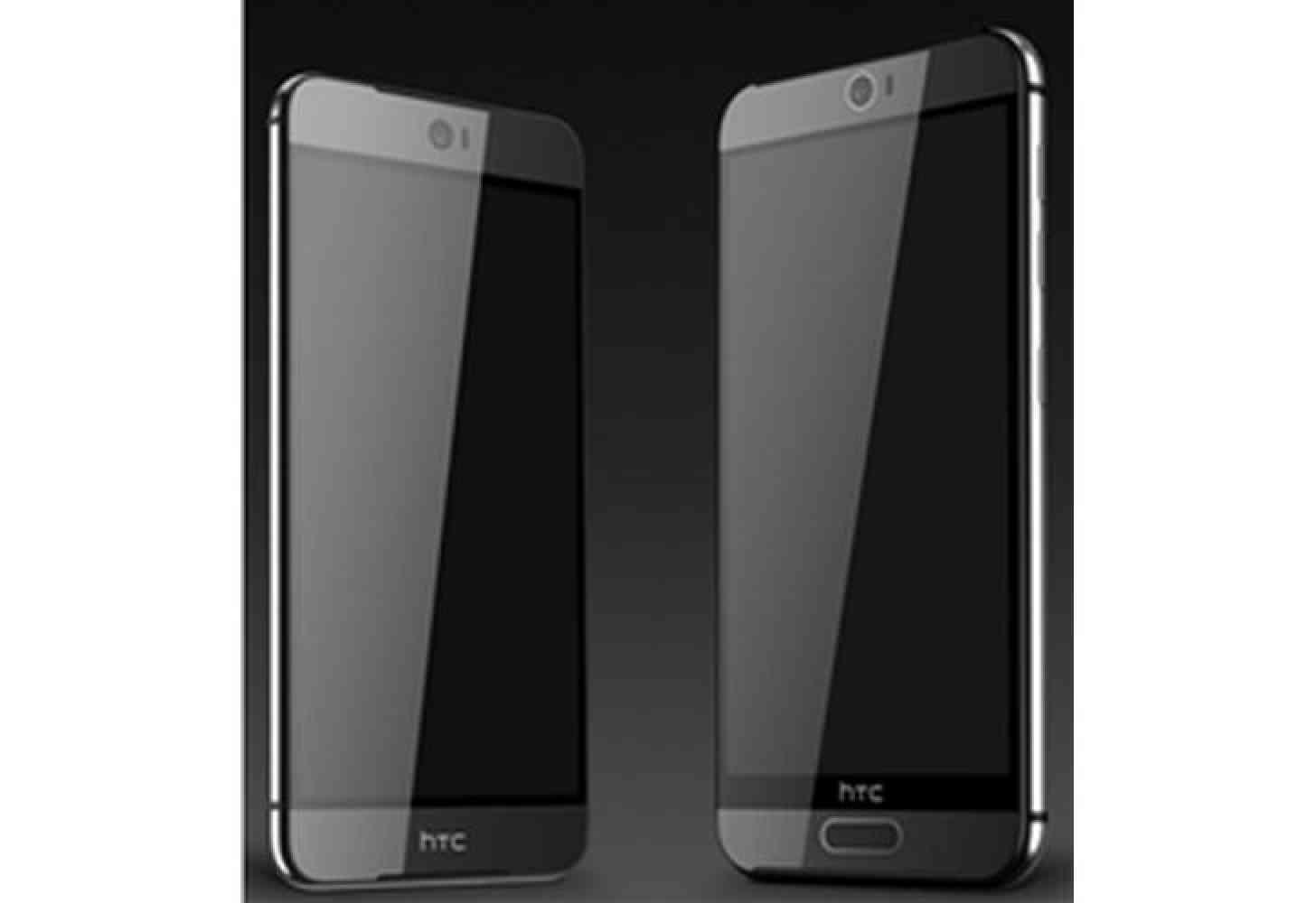 New HTC One M9, One M9 Plus design leak