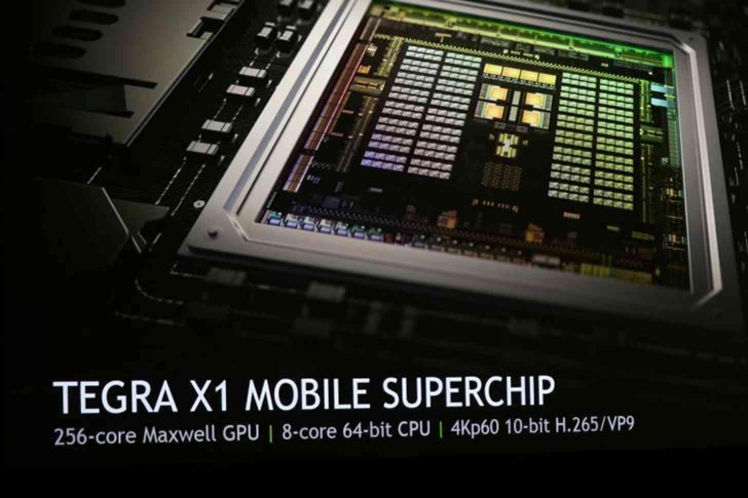 NVIDIA Tegra X1 mobile superchip CES 2015