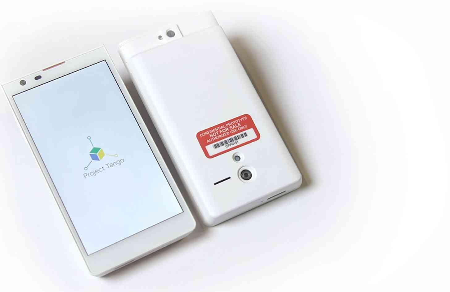 Project Tango phone Google
