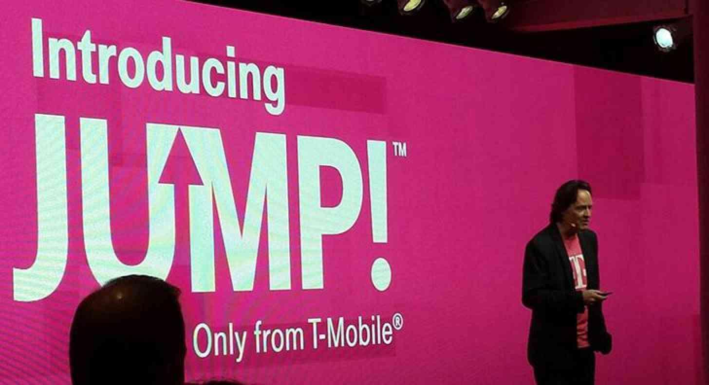 T-Mobile JUMP! announcement