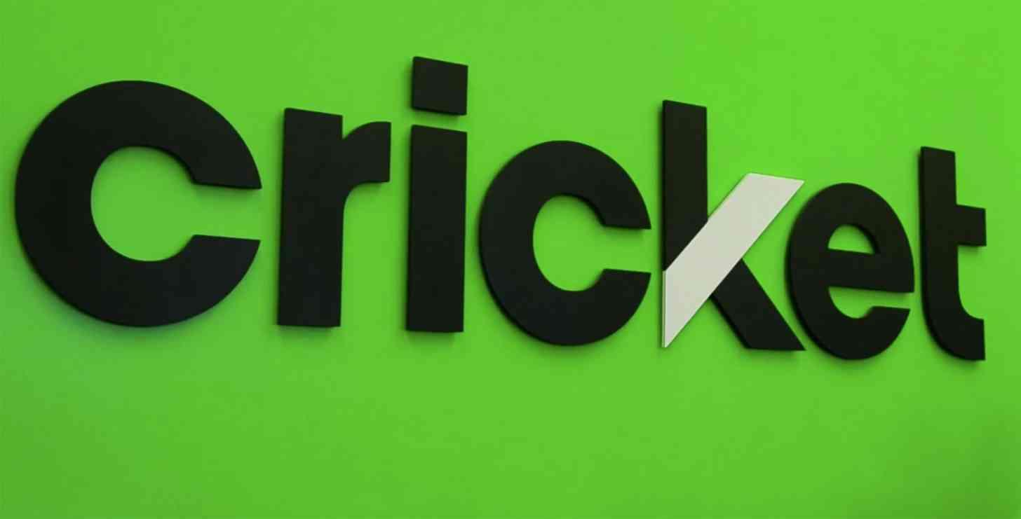 Cricket logo green