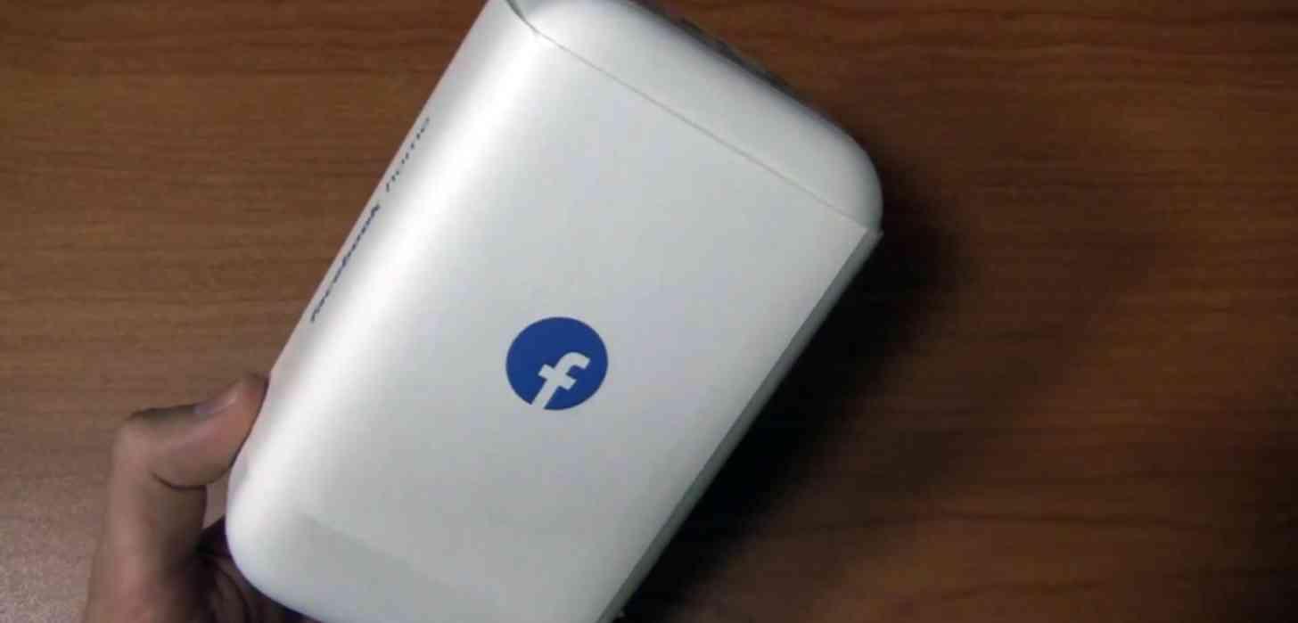 Facebook logo HTC First
