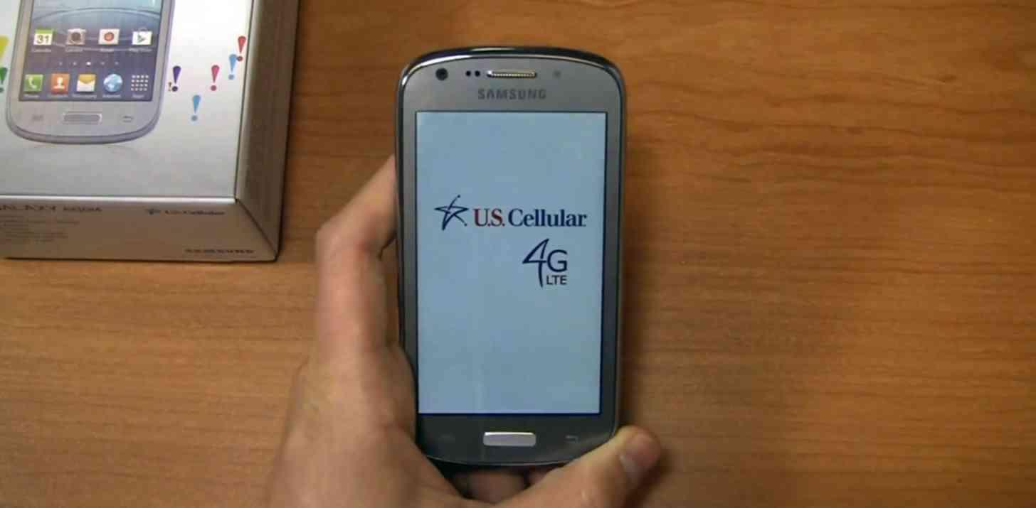 U.S. Cellular Galaxy Axiom