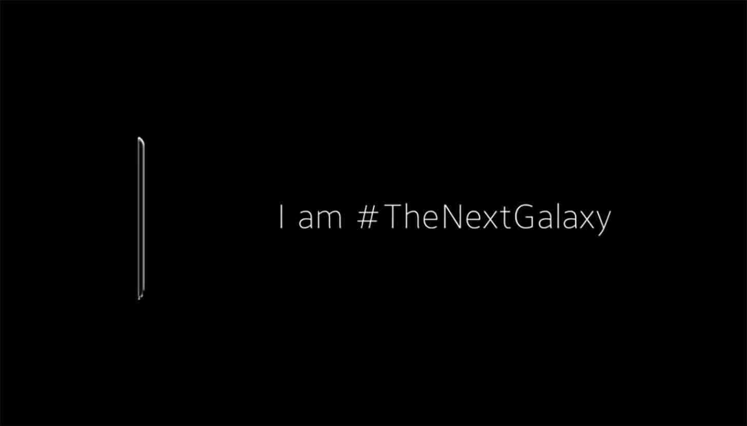 Samsung Galaxy S6 tease