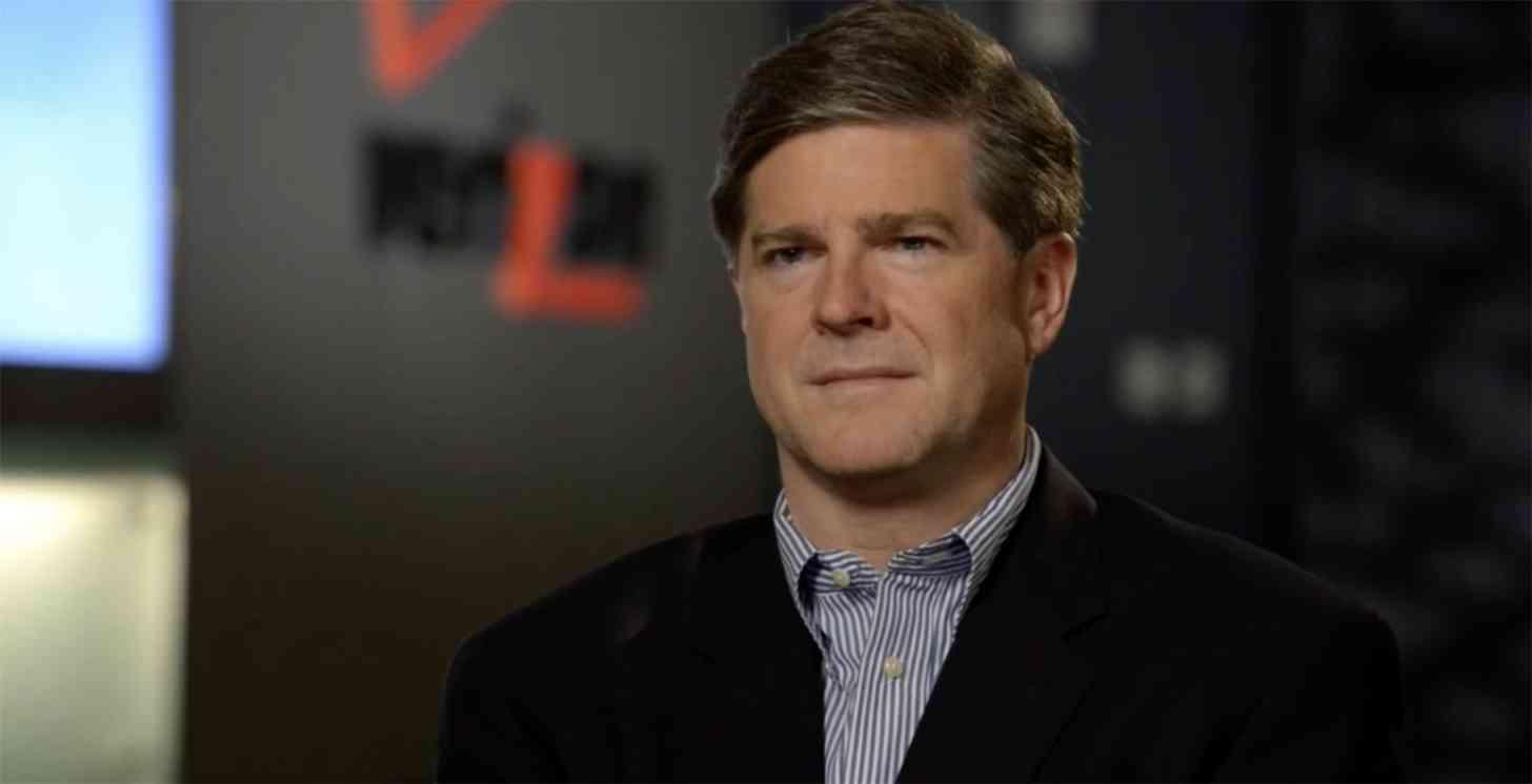 Verizon Wireless head John Stratton