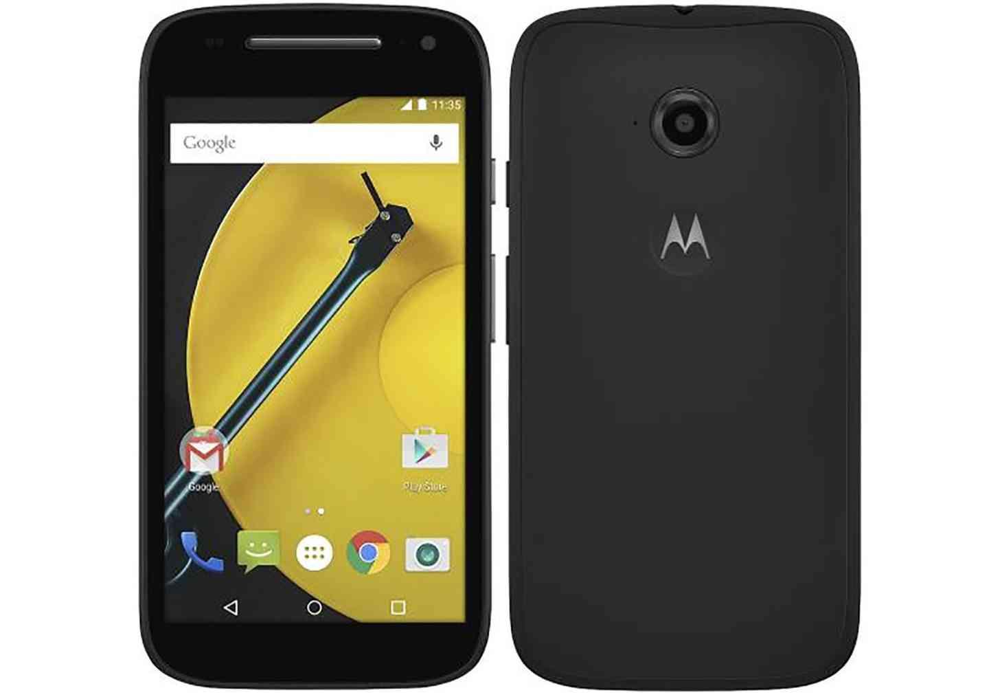 Motorola Moto E (2nd Gen.) leak large