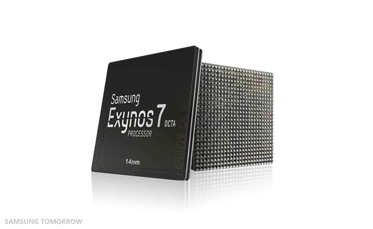 Samsung Exynos 7 Octa 14nm processor