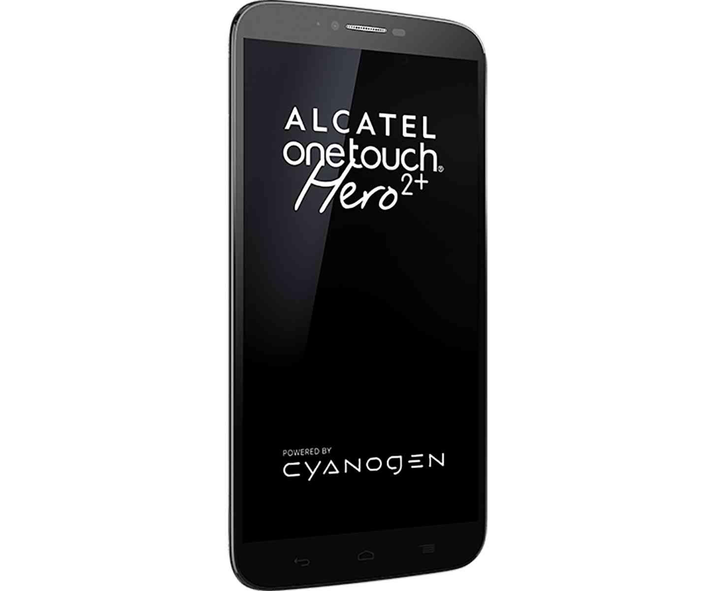Alcatel Onetouch Hero 2+ Cyanogen OS official