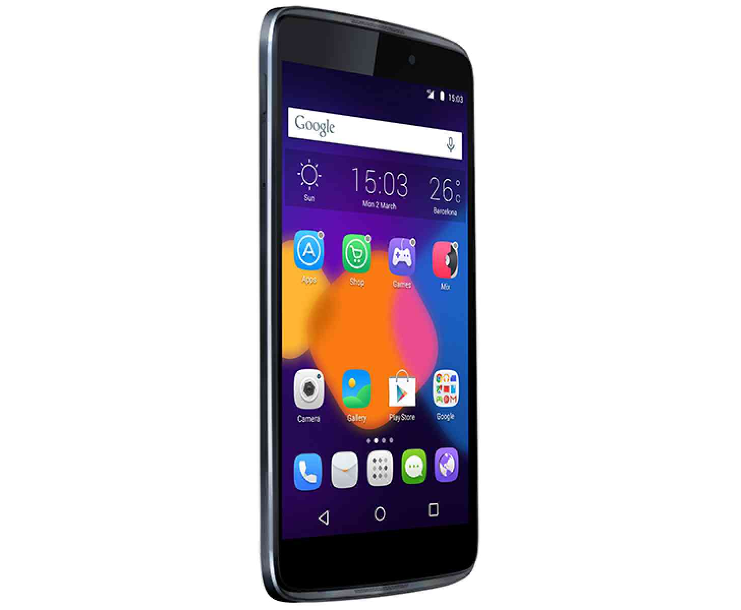 Alcatel Onetouch Idol 3 5.5 official