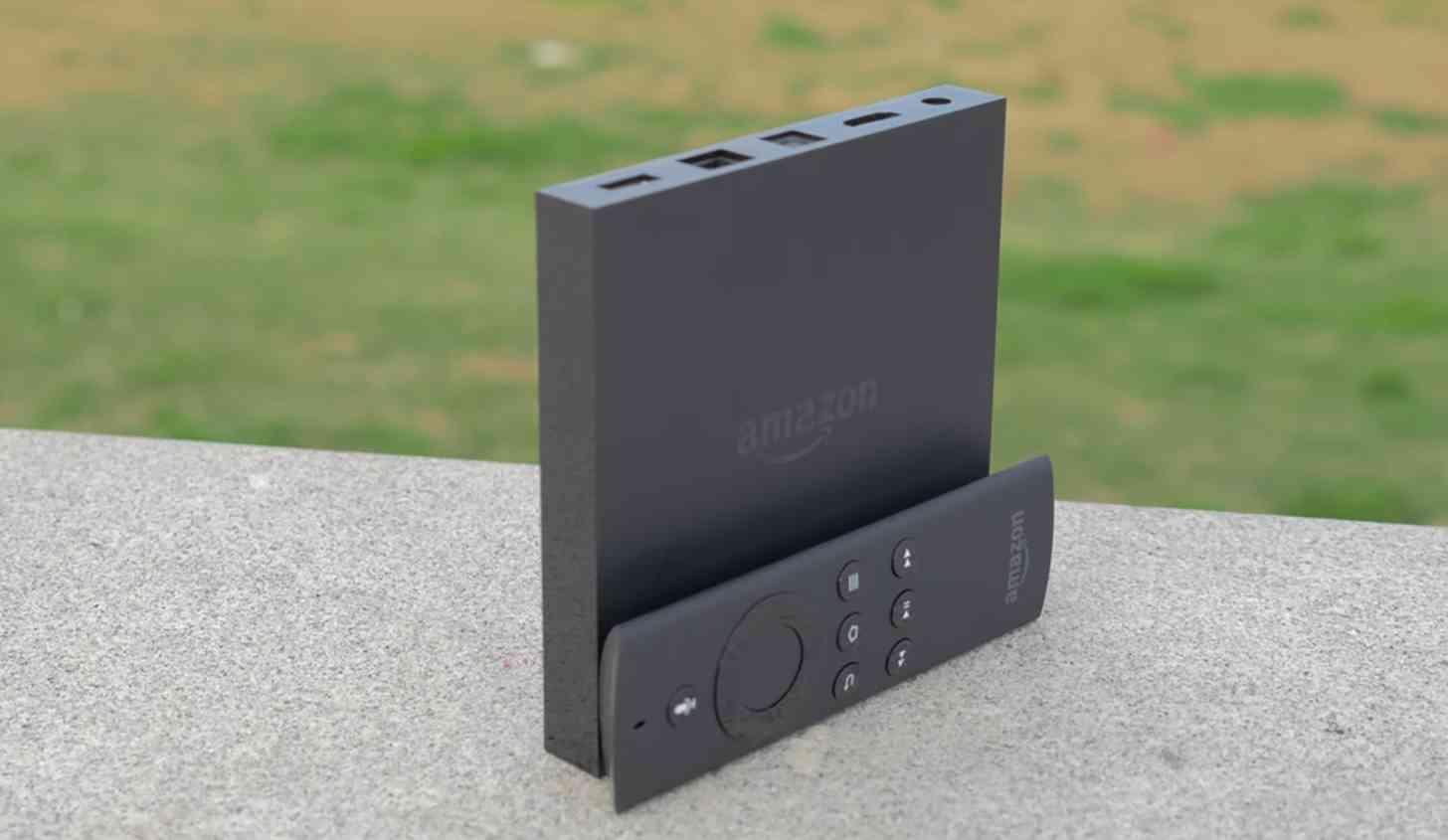 Amazon Fire TV hands on
