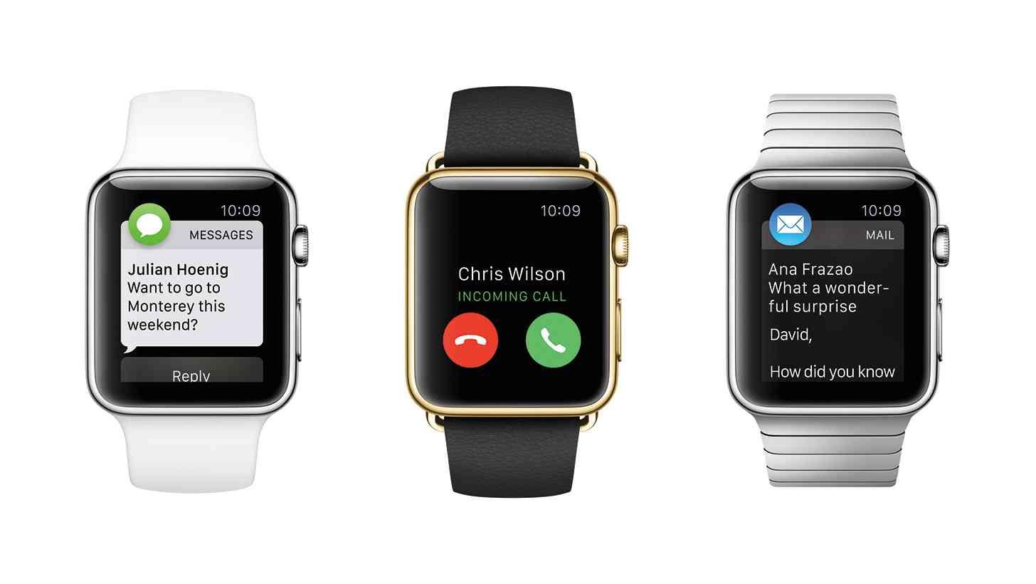 Apple Watch trio large