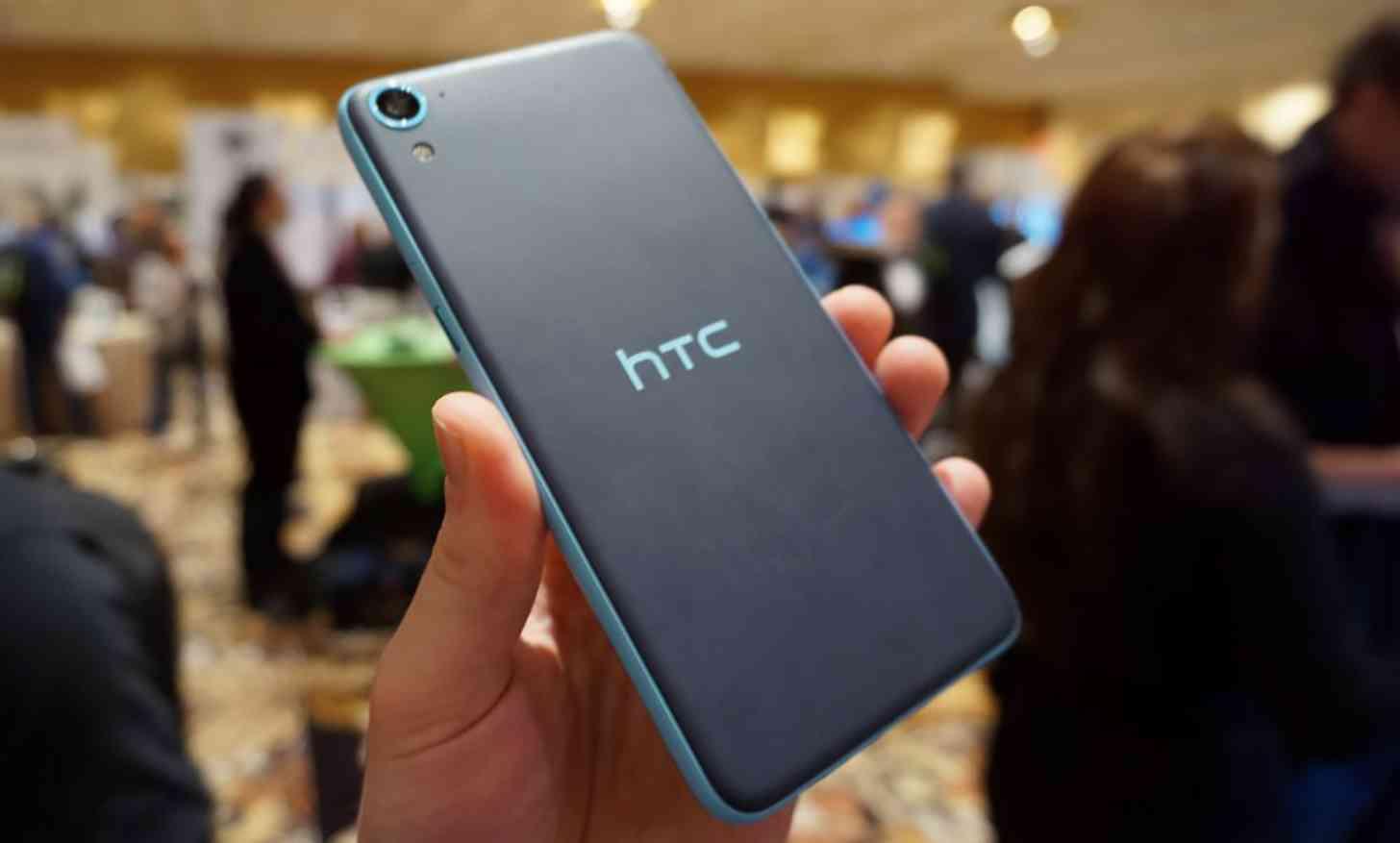 HTC Desire 826 hands on