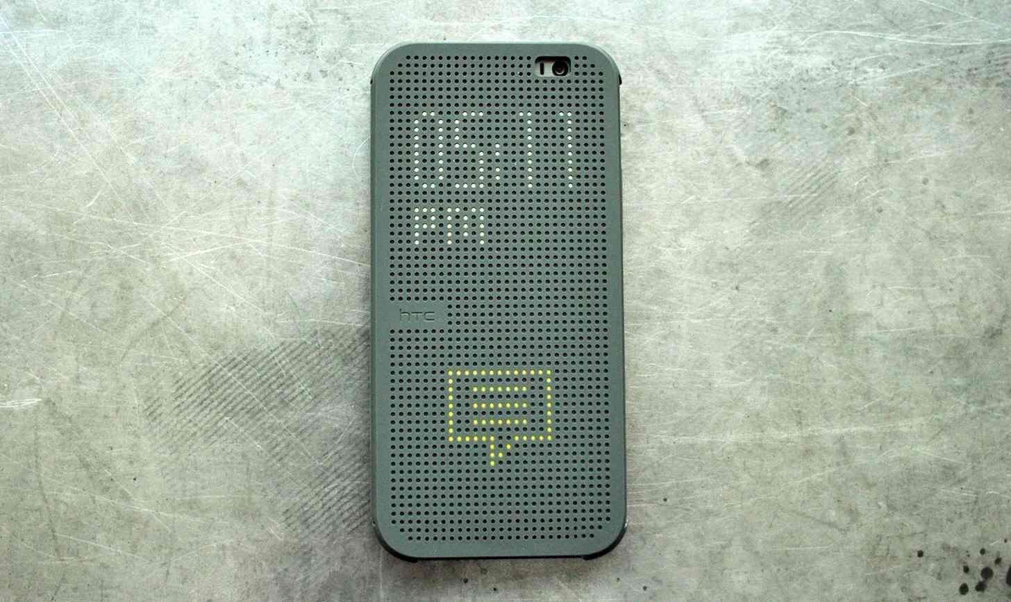 HTC Dot View M8