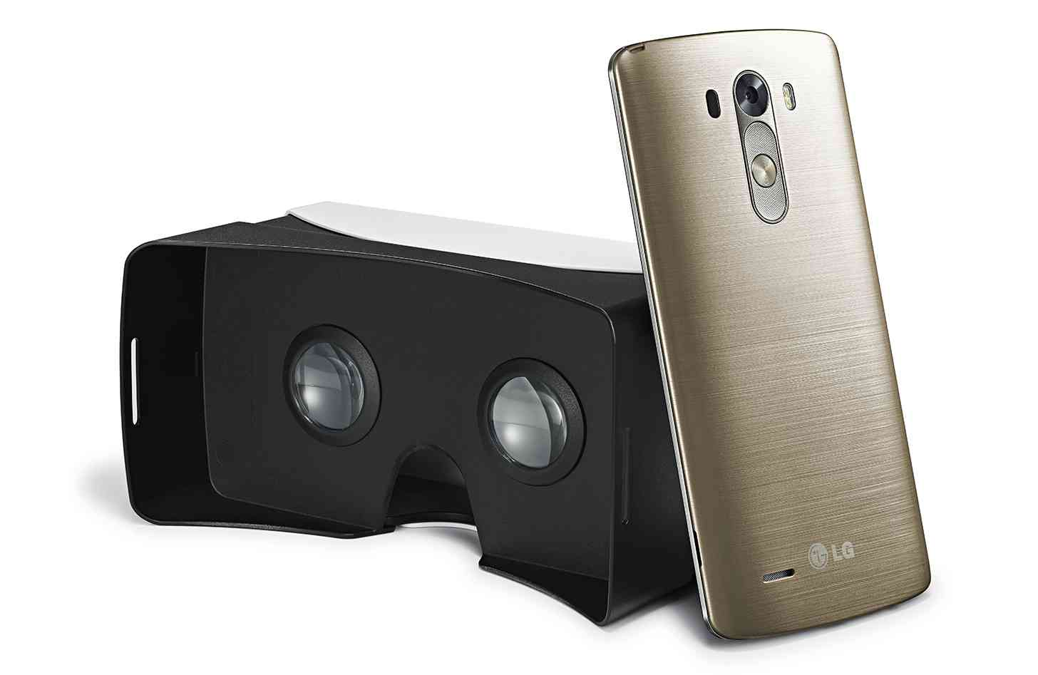 LG G3 VR headset