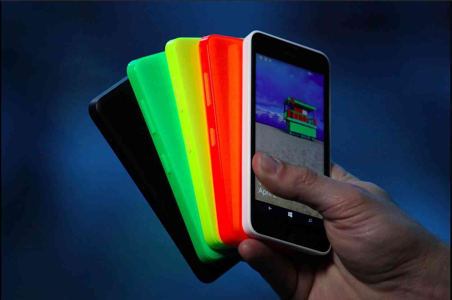 Nokia Lumia 635 Colors
