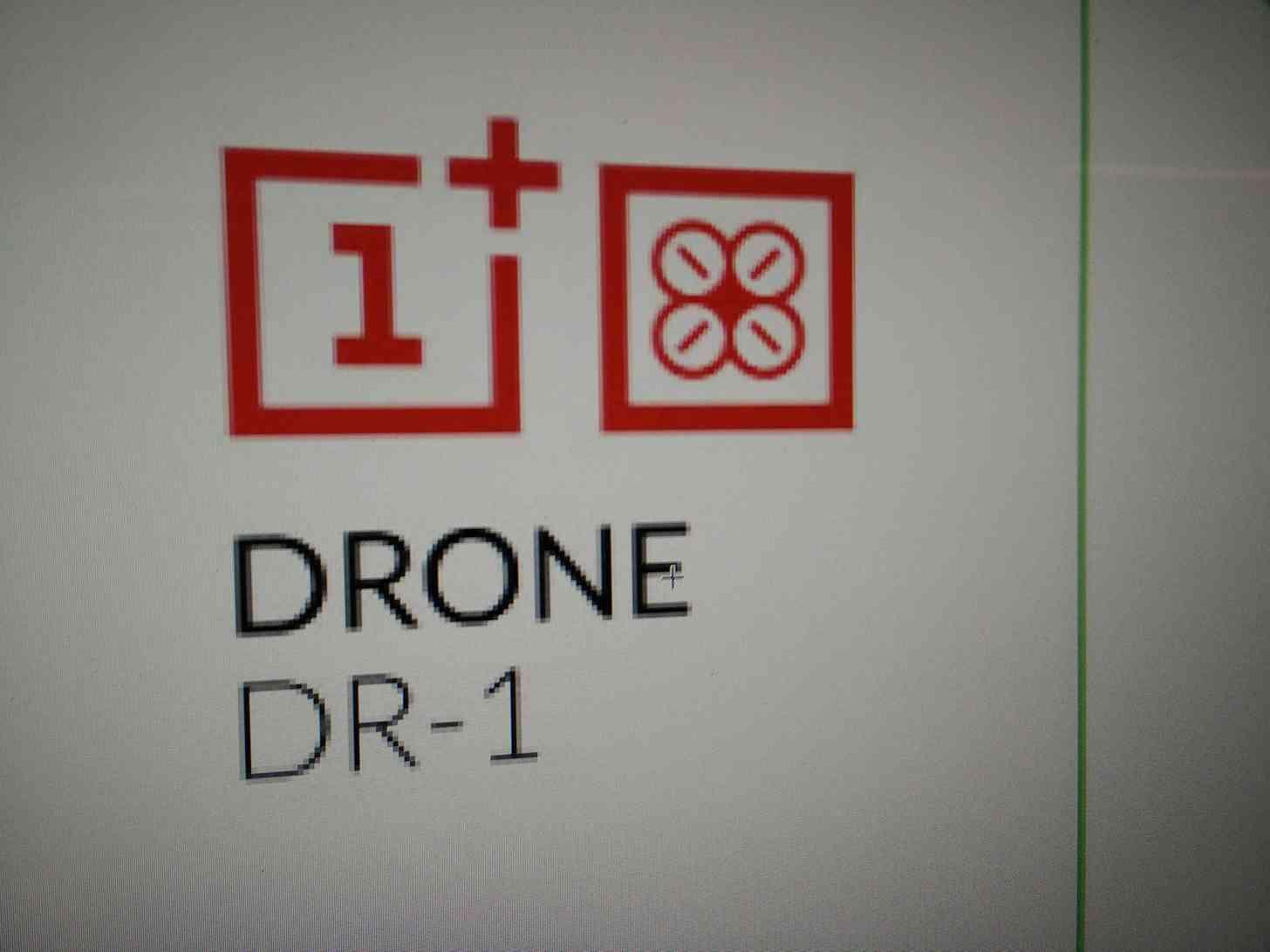 OnePlus DR-1 drone logo