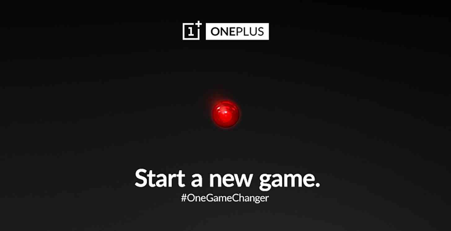 OnePlus game changer teaser 1
