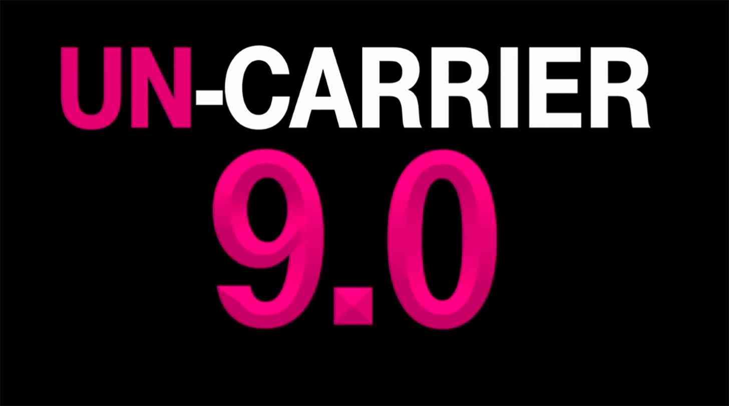 T-Mobile Un-carrier 9.0