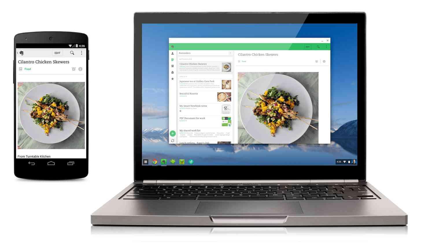 Google ARC Welder Android apps Chrome