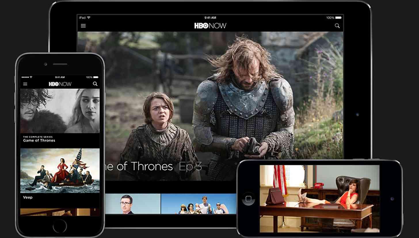 HBO Now iPhone, iPad