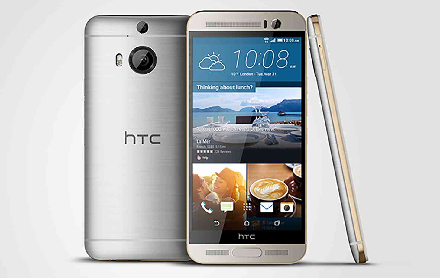 HTC One M9+ official