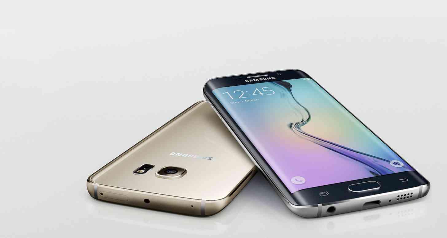 Samsung's Galaxy S6 and Galaxy S6 edge
