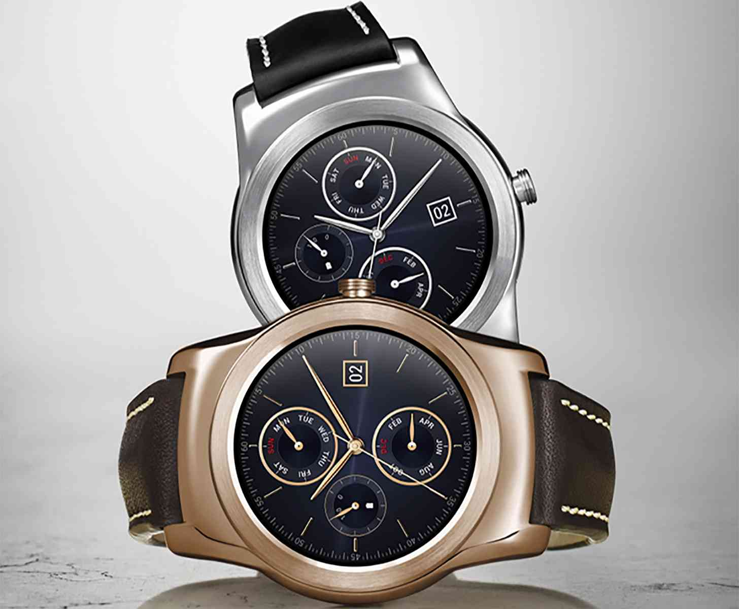 LG Watch Urbane colors