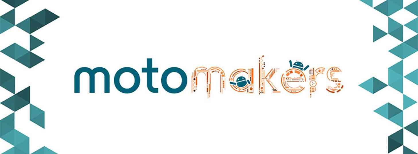 Moto Makers logo Motorola