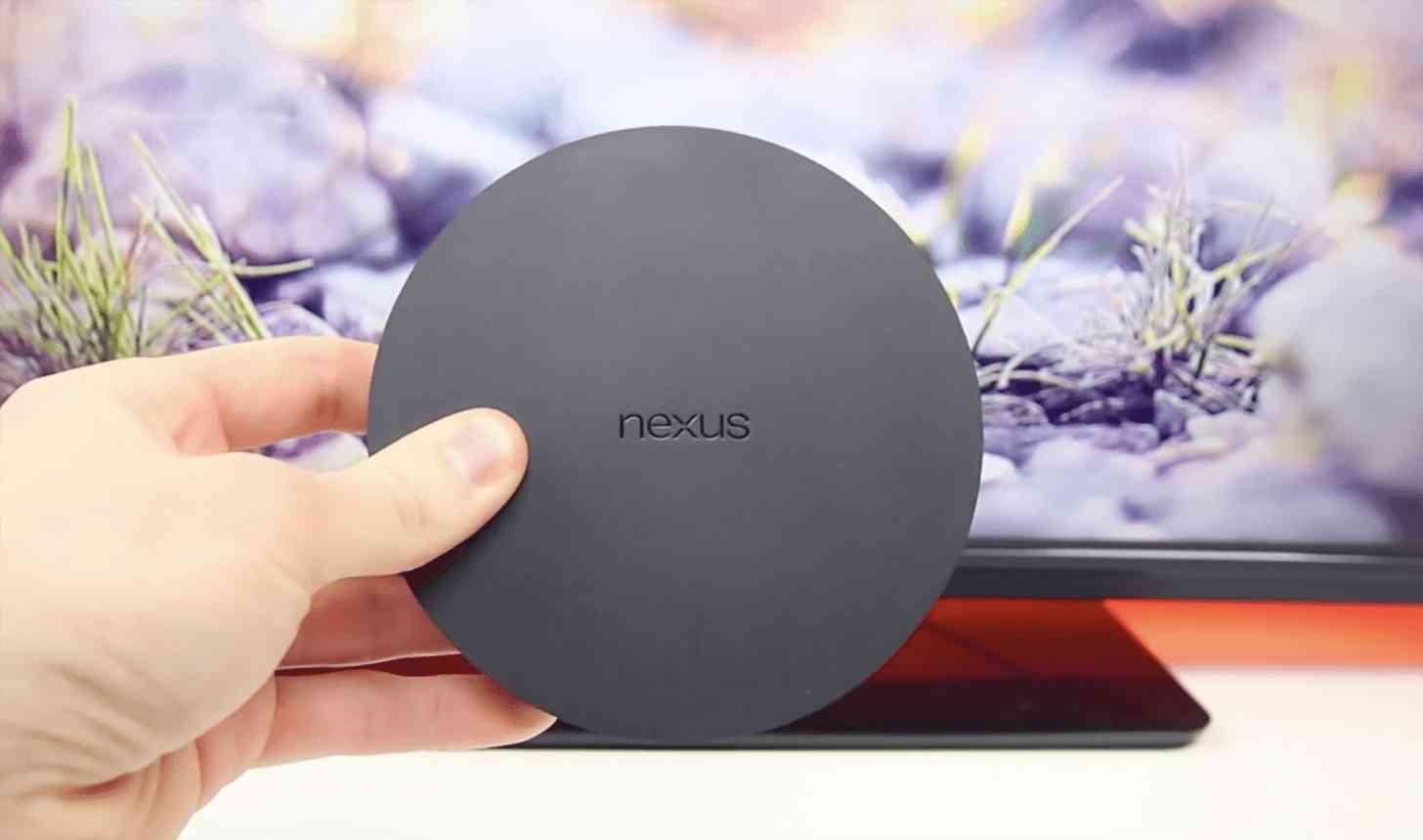 Nexus Player hands-on