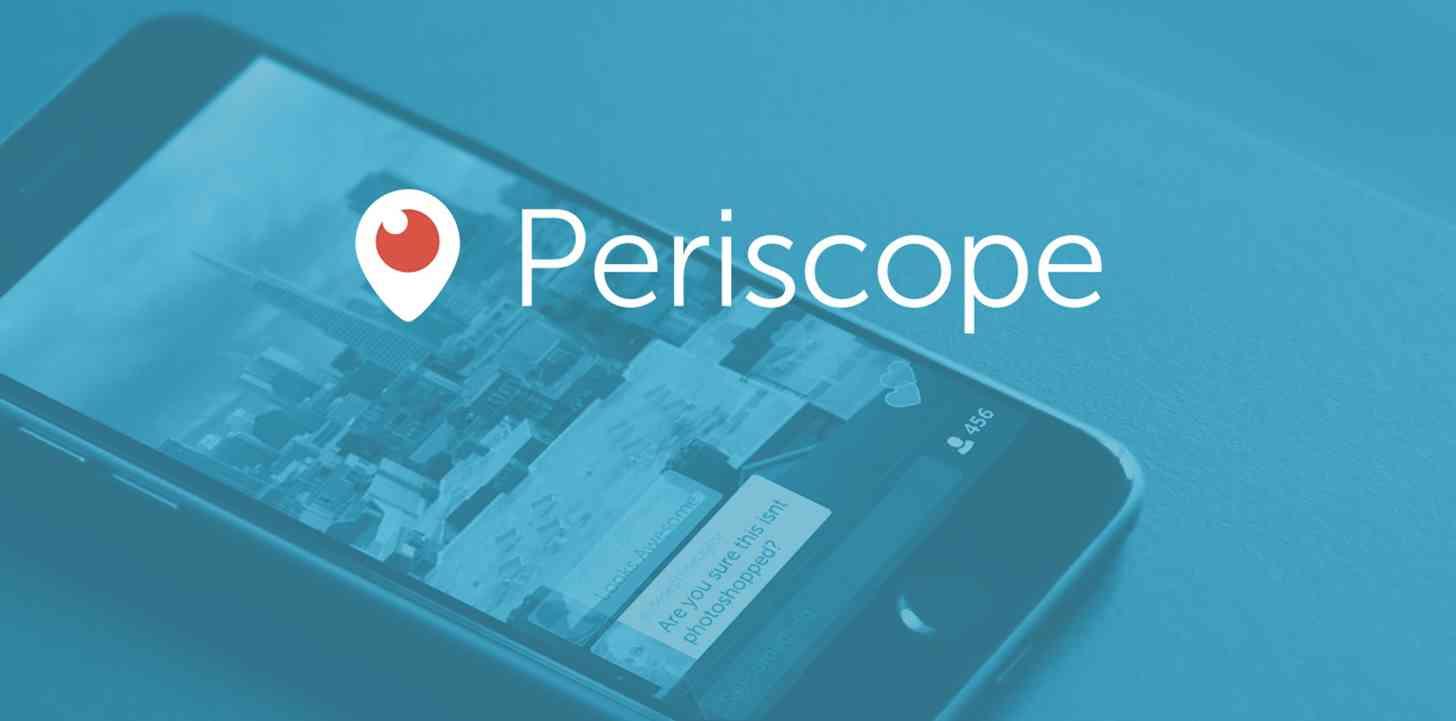 Periscope for iOS logo