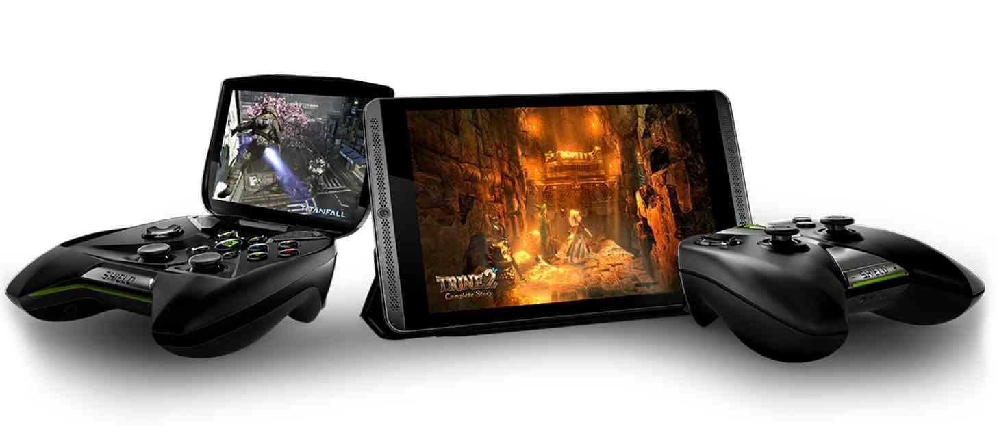 NVIDIA SHIELD Tablet, SHIELD Portable