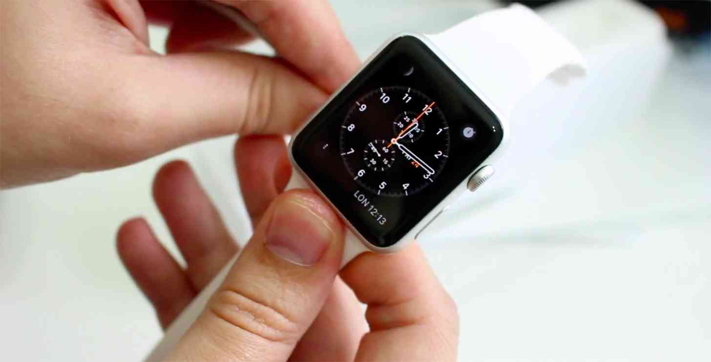 Apple Watch hands on