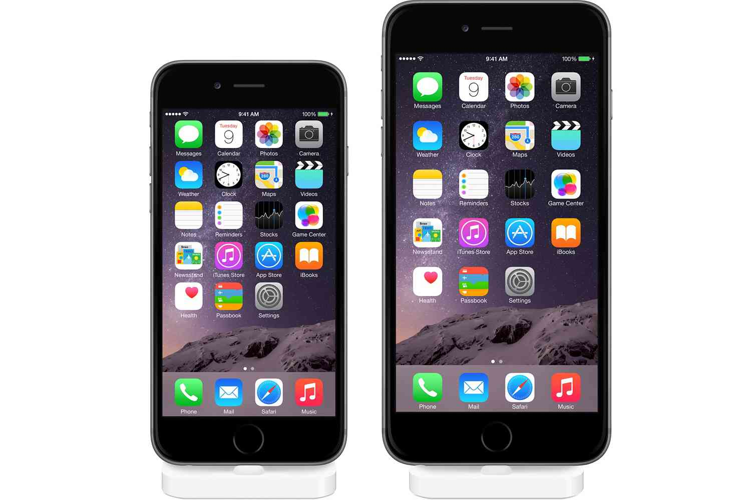 Apple Lightning Dock iPhone 6 Plus