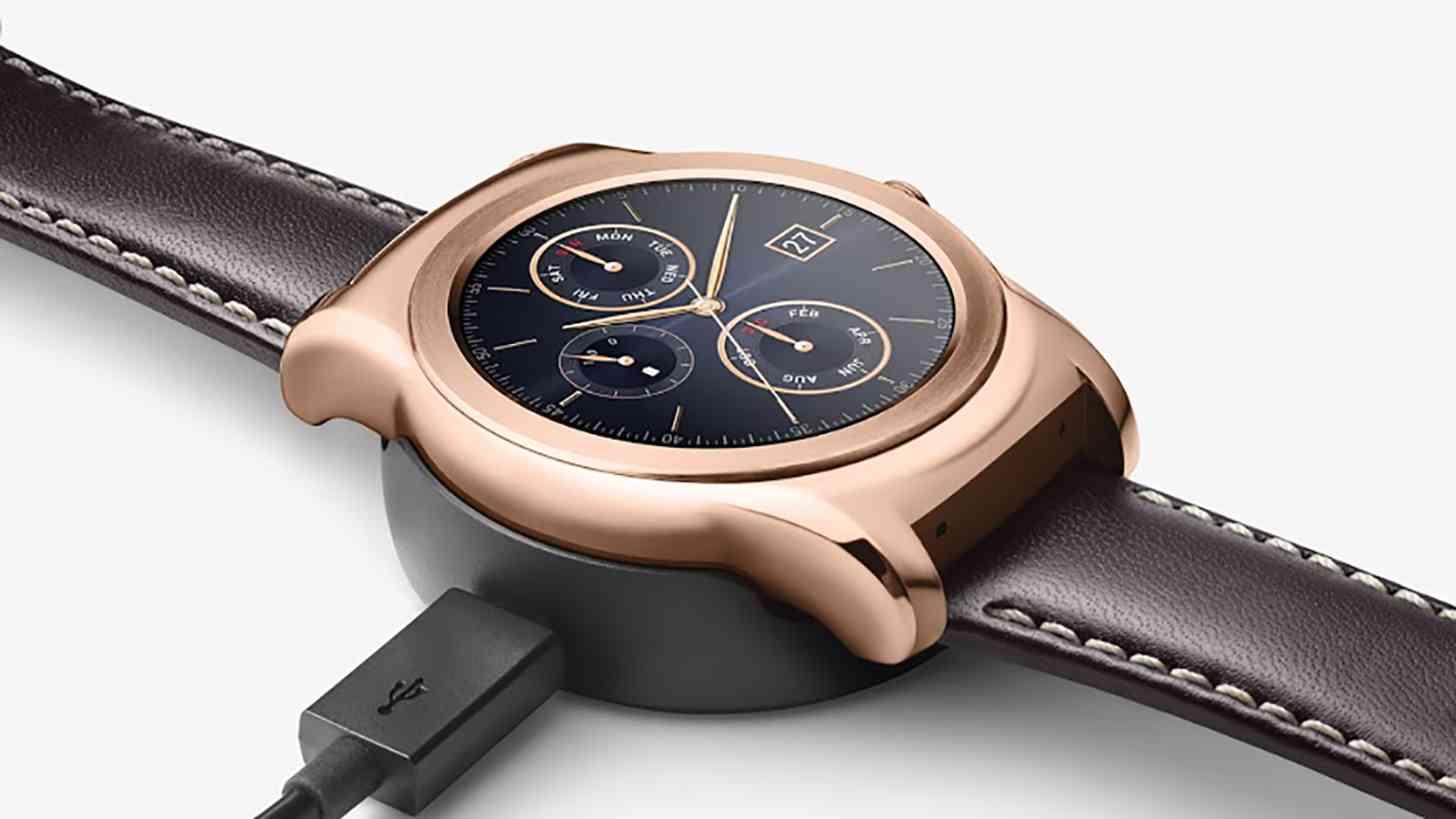 LG Watch Urbane Charging Cradle large