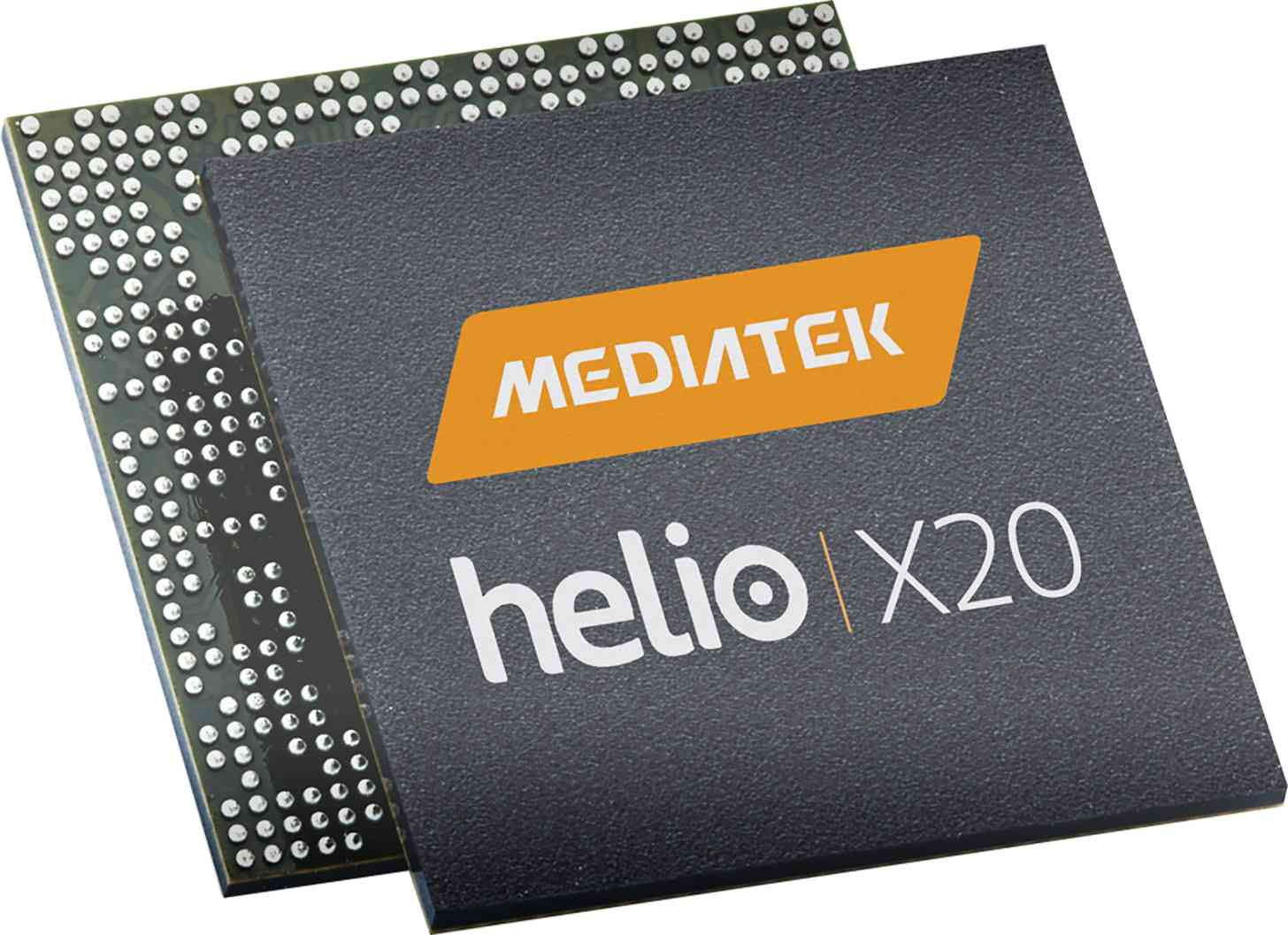 MediaTek Helio X20 10-core deca-core processor official