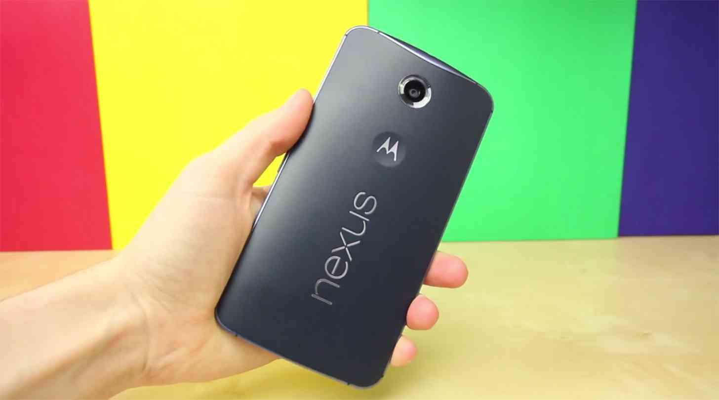 Nexus 6 rear large