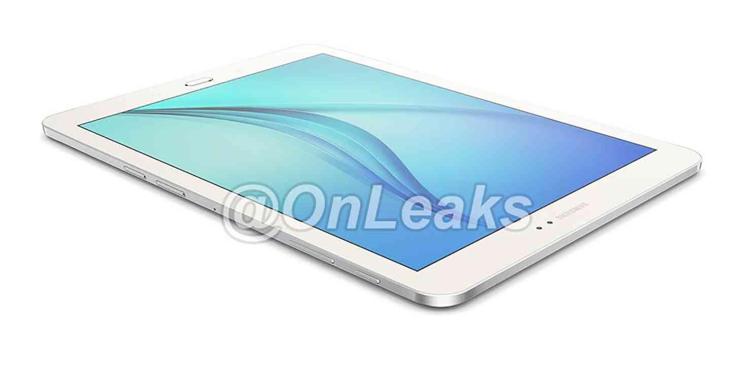 Samsung Galaxy Tab S2 leak large
