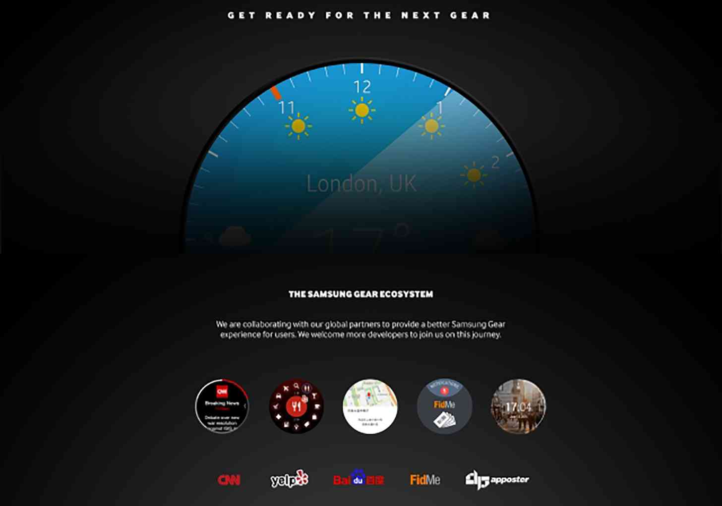 Samsung The New Gear teaser