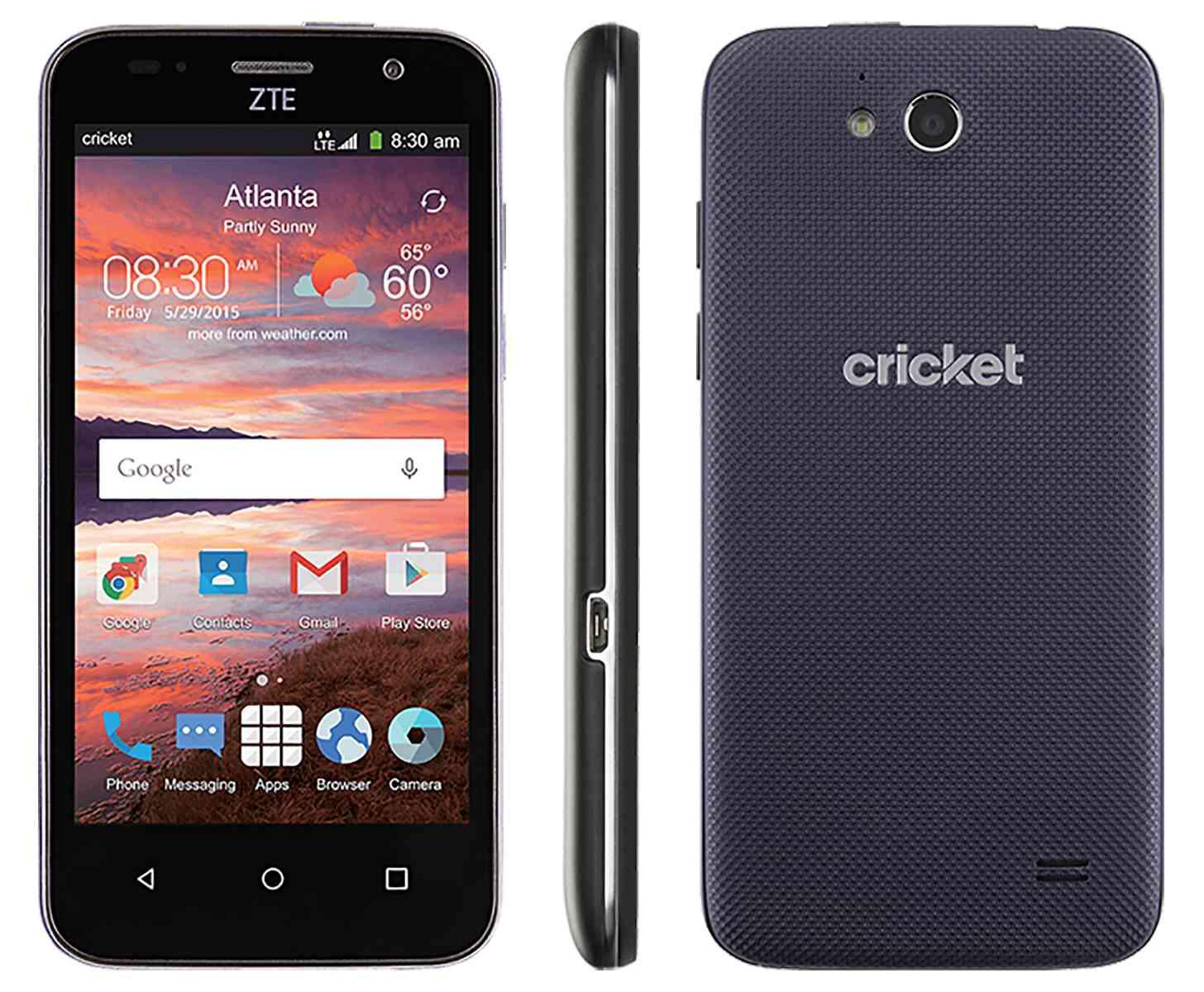 ZTE Overture 2 Cricket Wireless large