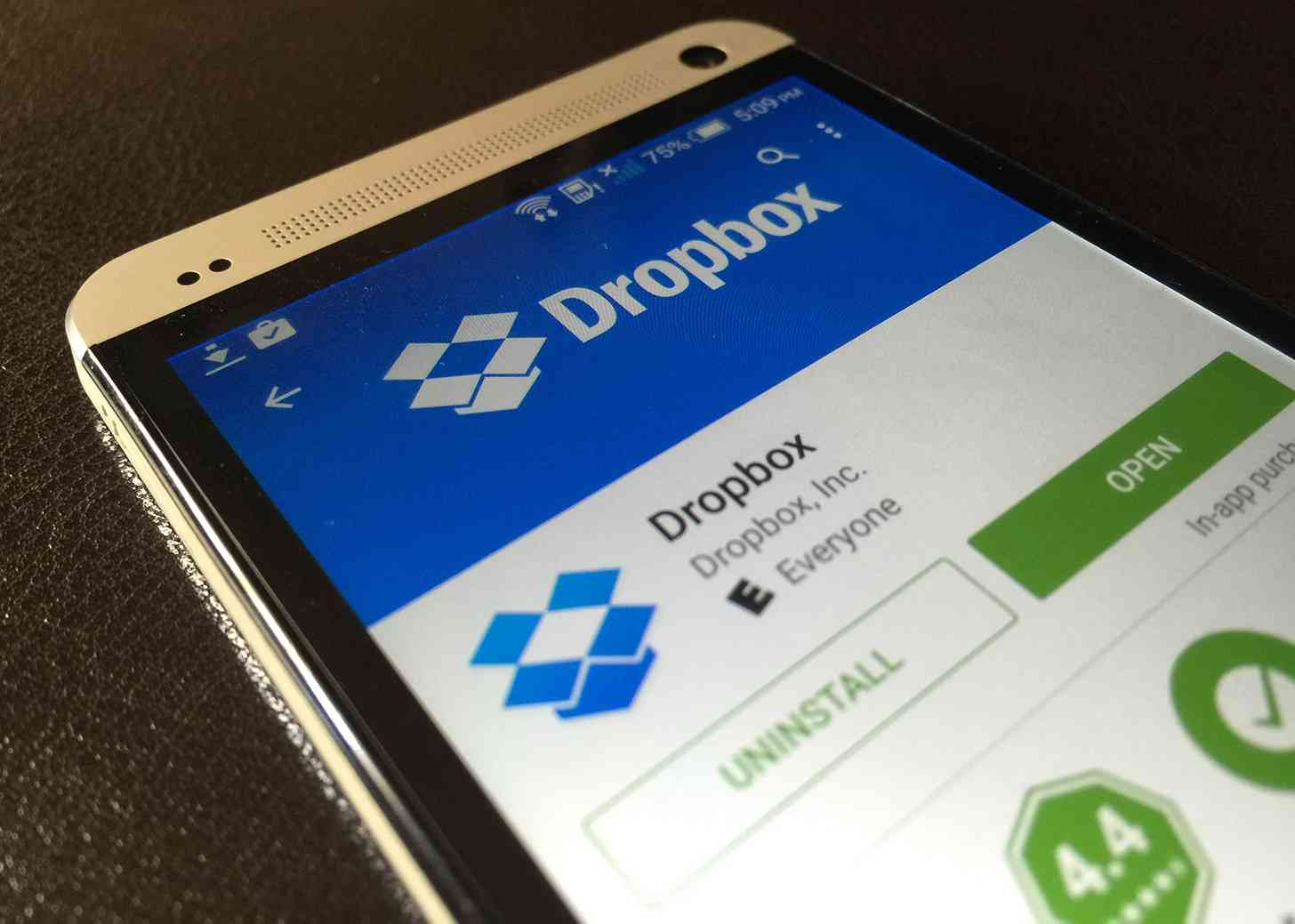 Dropbox Google Play