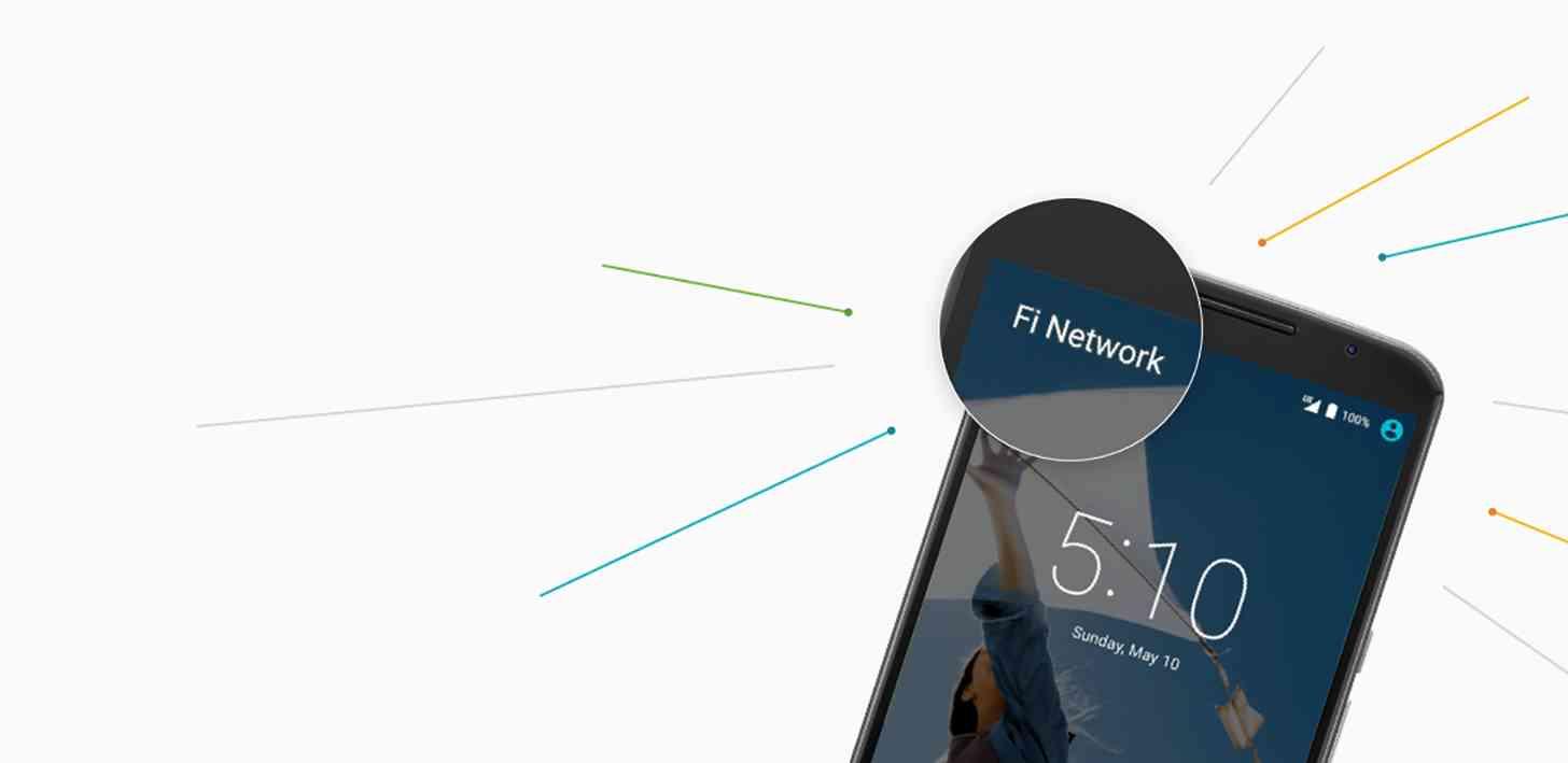Google Project Fi Nexus 6