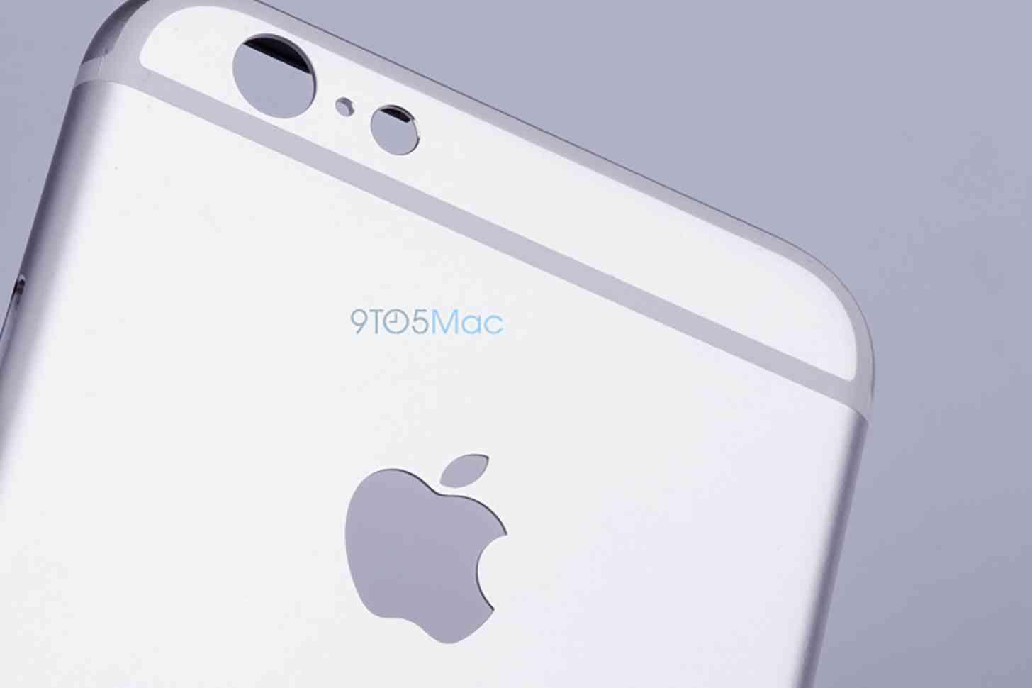 iPhone 6s rear shell leak