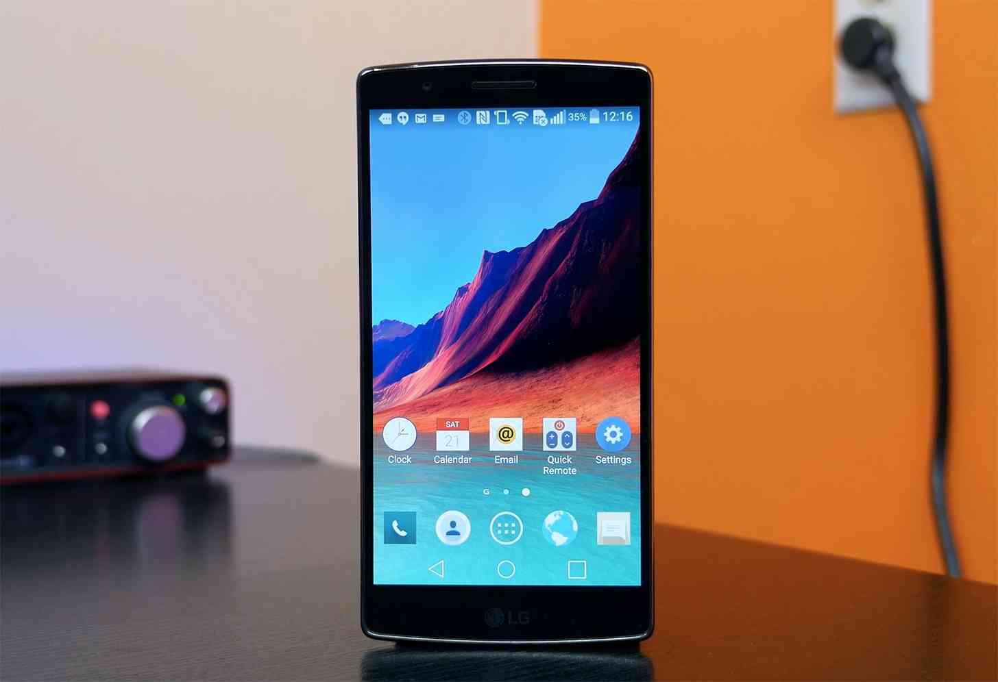 LG G Flex 2 video review